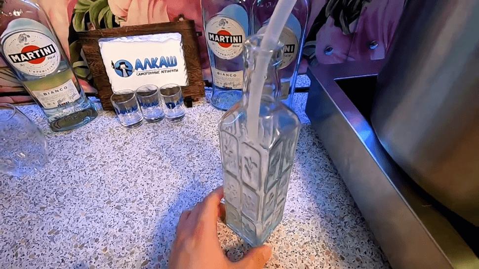 Бутылка для самогона