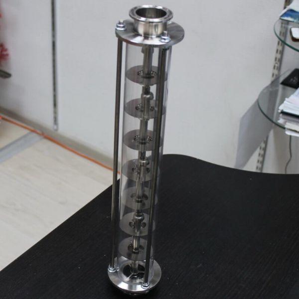 Купить тарельчатую колонну в Москве для самогонного аппарата
